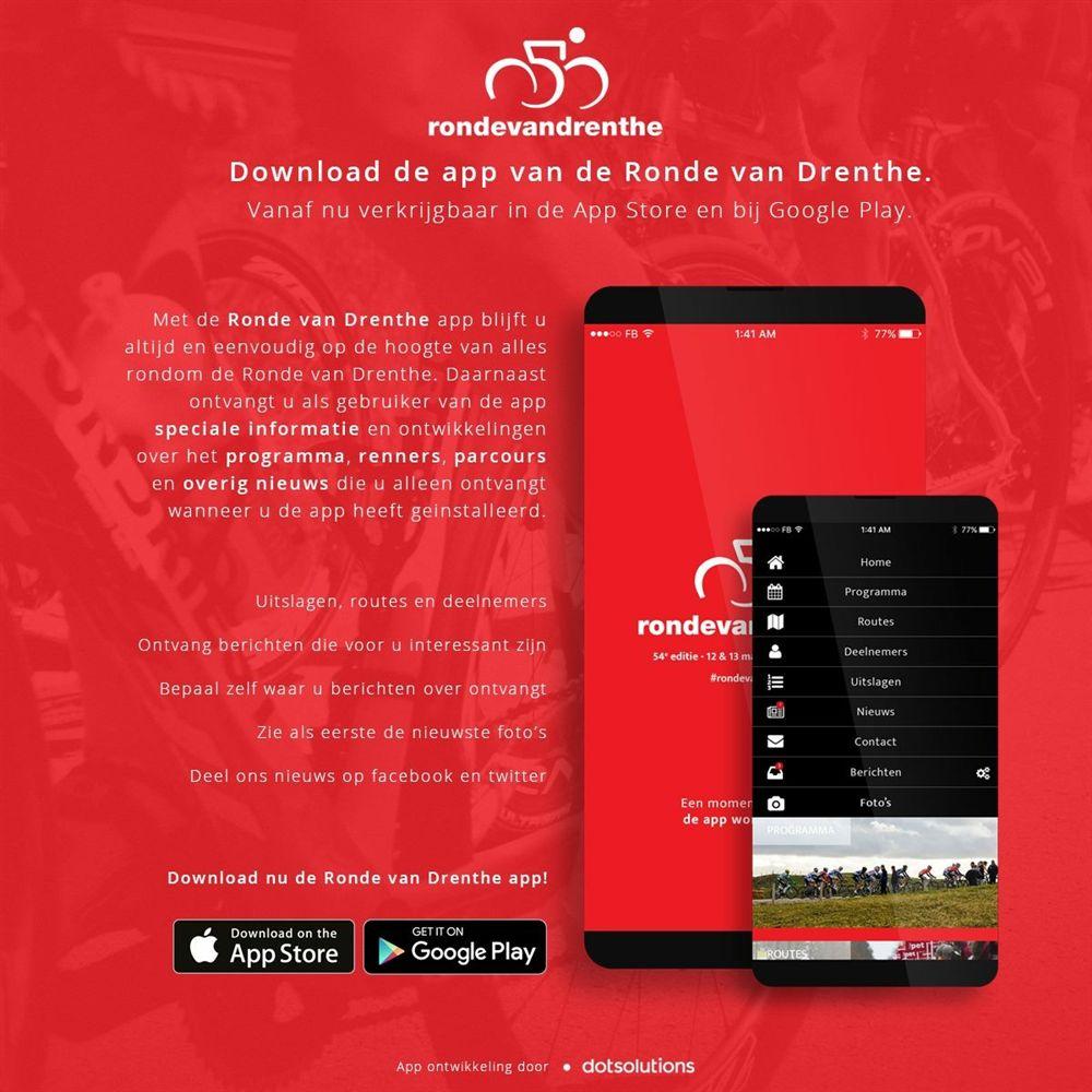 Ronmde van Drenthe App Dotsolutions