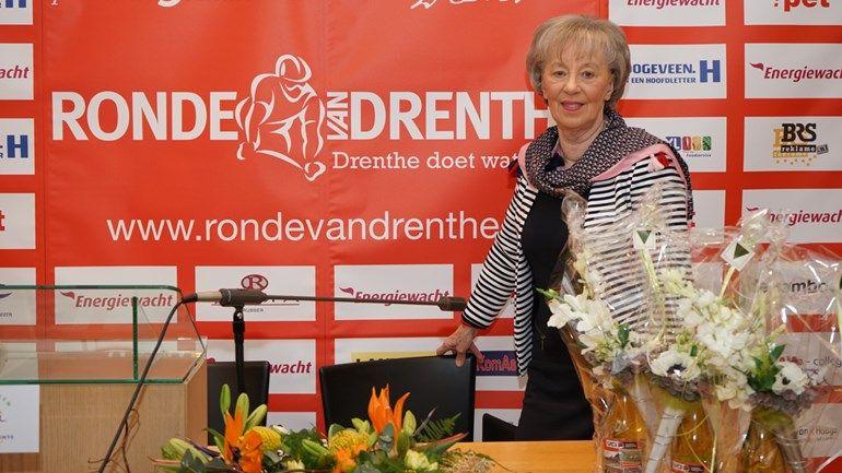 Femmy van Issum met Ronde van Drenthe
