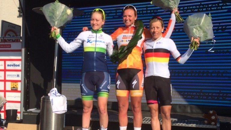 Winnaar 2016 Ronde van Drenthe